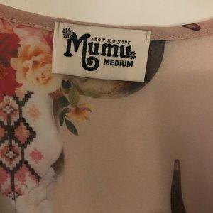Show Me Your MuMu Tops - SMYM Peta-Boo Tunic